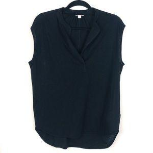 Gap Cotton Shirt Black NWOT